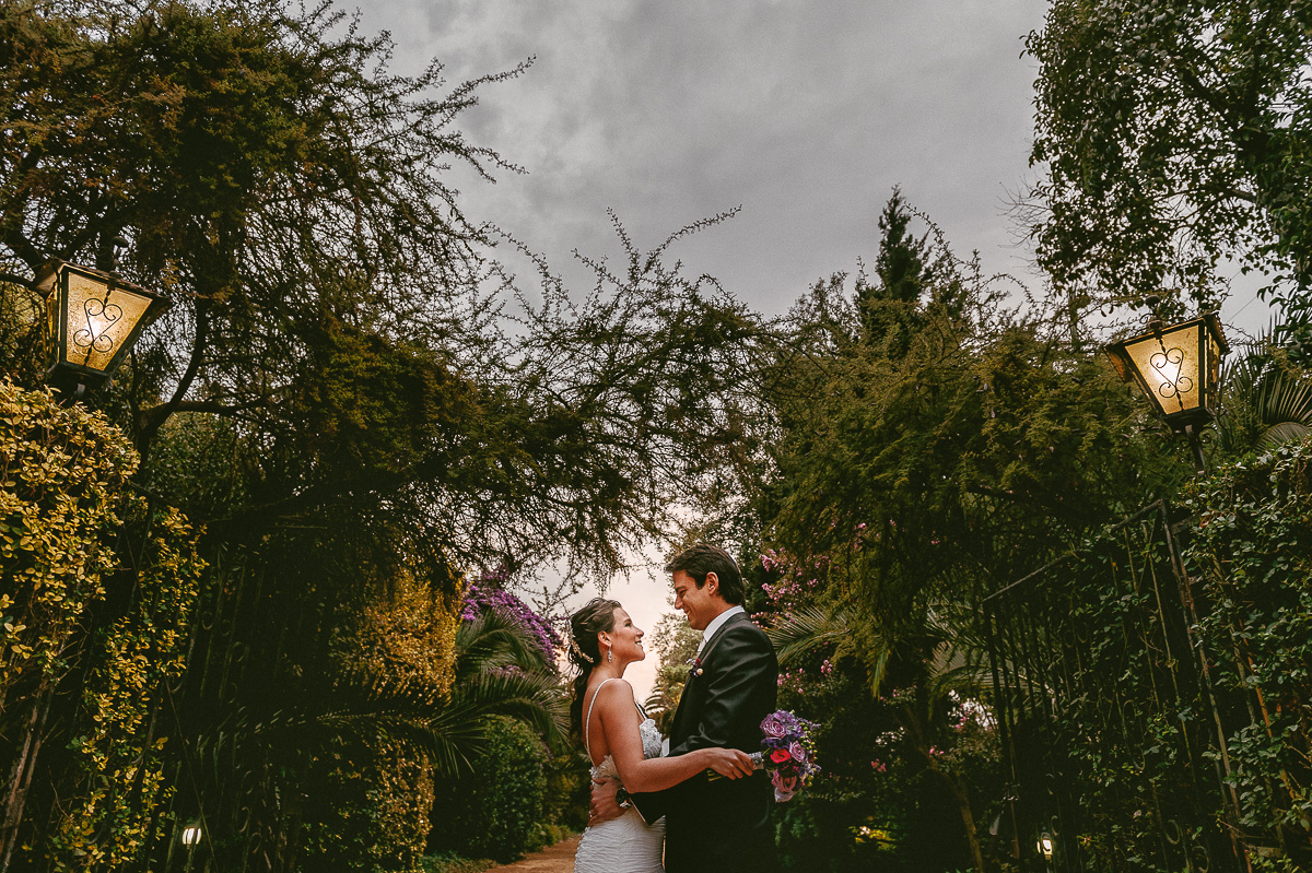 Matrimonio Civil al aire libre en Fundo El Escudo, Teno | Carla & Enzo
