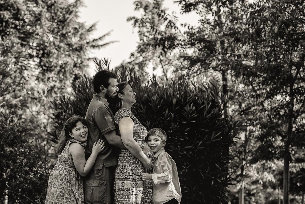 Sesion de Fotos Familiar al aire libre en Plaza Las Lilas | Familia Prieto – Silva